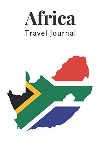 Africa Travel Journal: A Prompted Diary To Record 50 Days Of Memories and Experiences From Your African Journey ()
