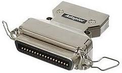 Centronics CEN36 hembra a mini-centronics hpcen36 macho adaptador de impresora paralelo IEEE1284: Amazon.es: Electrónica