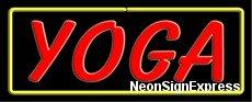 - Yoga Neon Sign