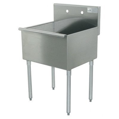 Compartment Scullery Sink - 6