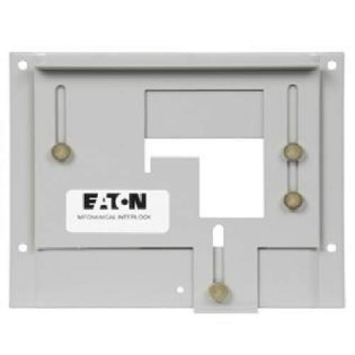 Eaton BRMIKCSR Single Mechanical Interlock Kit For Type BR Loadcenters Type BW/CSR Main Breakers Type BR Branch Breakers