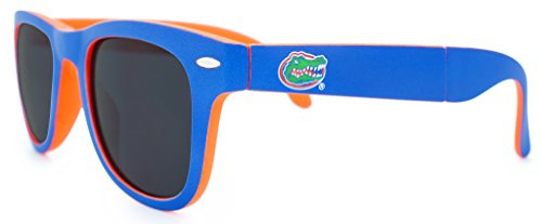 Spring Ncaa Gators Florida (NCAA Florida Gators Game Day Sunglasses with Microfiber Carrying Case/Pouch - Fully Folding)