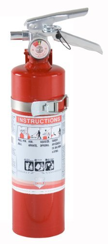 Shield Protect 13415D Auto FX BC Fire Extinguishers