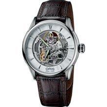 Oris-Artelier-Automatic-Skeleton-Dial-Stainless-Steel-Mens-Watch-73476704051