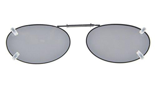 Lunettes de 30MM monture metallique Gris 43 Eyekepper polarisee Sur soleil 5TFEFw