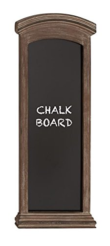 Deco 79 51033 Wood Blackboard