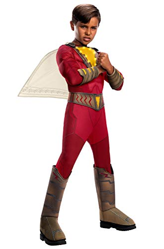Rubie's Shazam Deluxe Costume with Lights for Kids