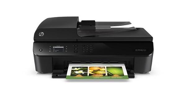 HP OfficeJet 4632 - Impresora multifunción (inyección térmica de ...