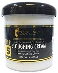 Foot Spa Sloughing Cream, 16-Ounce