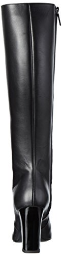 Pollini SA26038C02TD100A, Botas Altas de Tacón Mujer Negro (black 000)