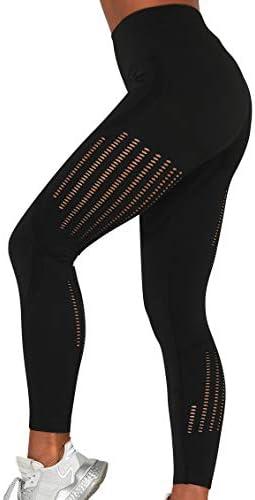 SLIMBELLE Mallas Push up Mujer Leggings Deportivos 18