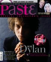 Download Paste Magazine - Jun/Jul 2006 #22 - Bob Dylan on cover pdf epub