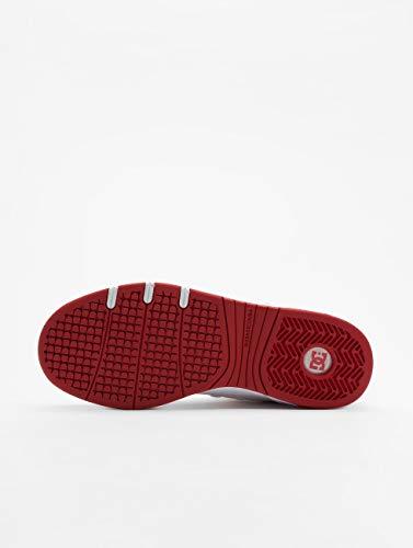 Femme Slim Shoes Baskets Pour Blanc Dc Adjs200022 98 Legacy v1P1Aq