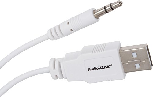ClearClick USB Audio Recording Cable