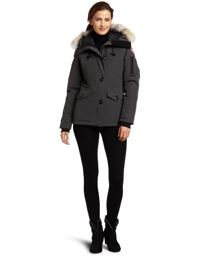Canada Goose' Montebello Parka - Women's Small - Black