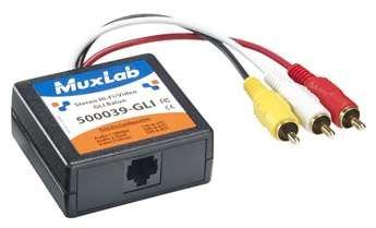 Muxlab 500039GLI STEREO HI-FI VIDEO GLI BALUN ()