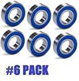 6-Pack MTD ,TROY-BILT,CUB-CADET Lawn Mower Spindle Bearing 941-0919,741-0919