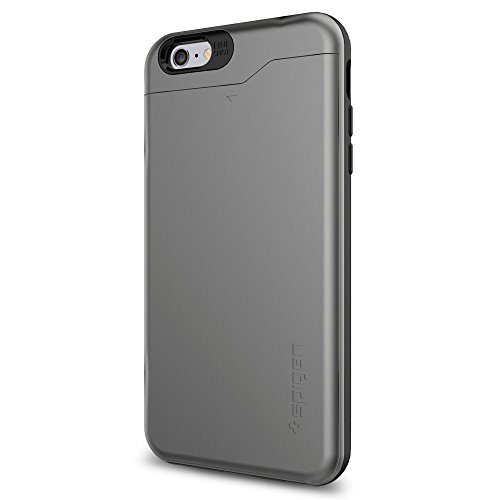 Spigen Slim Armor CS iPhone 6 Plus Case with Slim Dual Layer...