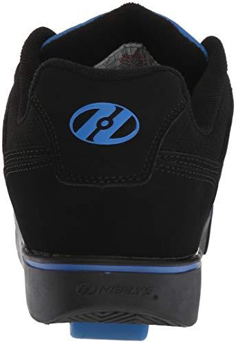 Pour Hommes Fashion Noir Plus Heelys Royal Motion Sneaker qwAR6c4I