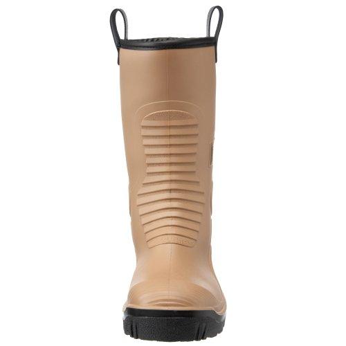 Sterling Safetywear - Calzado de protección de cuero para hombre Marrón