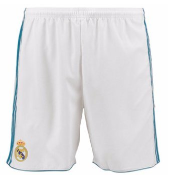 46a3a74cd Buy Marex Printed White Real Madrid Men and Women Football Shorts- Free  Size Online at Low Prices in India - Amazon.in