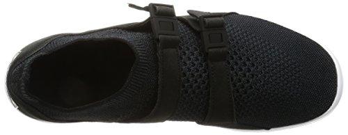 Nike - Zapatillas de Material Sintético para hombre Blanco-Negro