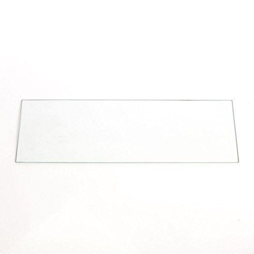(218498178 Refrigerator Crisper Drawer Cover Glass Insert Genuine Original Equipment Manufacturer (OEM) Part)