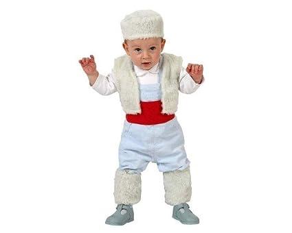 Disfraz de pastor para niño, talla 12-24 meses