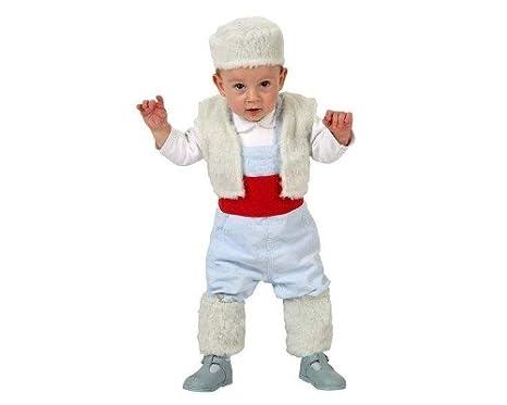 Atosa Disfraz de pastor para niño, talla 12-24 meses: Amazon.es: Juguetes y juegos