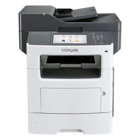Refurbished Lexmark MX611de MX611 35S6701 All-In-One Printer Copier Scanner Fax Email w/90-Day Warranty ()