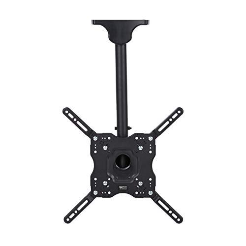 AmazonBasics Ceiling TV Mount, 24″ to 65″