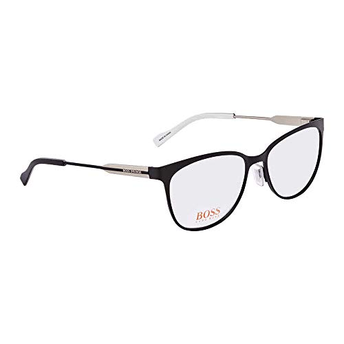 Boss Hugo Boss Eyeglasses - Eyeglasses Hugo Boss Orange Bo 233 092K 00 Black Palladium/Clear Lens