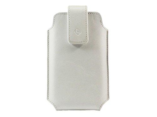 Telileo Plug Case - Apple iPhone 3G iPhone 4 - Cowboy Weiß