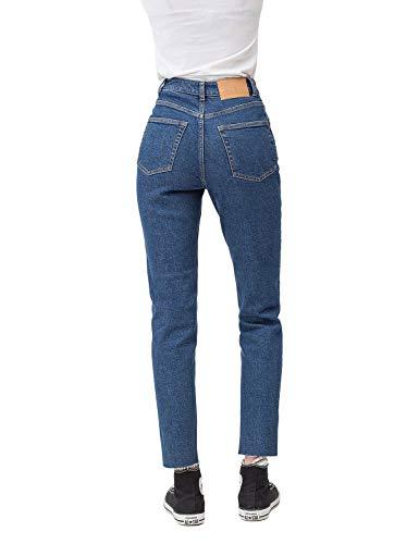 Women's Donna Blue Monday Cheap Mom Jeans xzwFnvST
