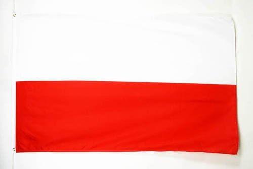 AZ FLAG Bandera de Polonia 90x60cm - Bandera POLACA 60 x 90 cm ...