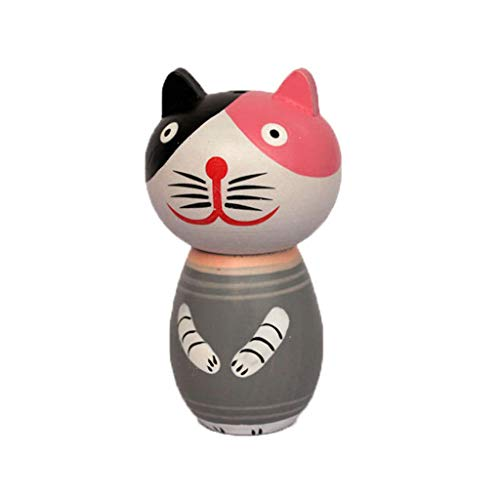 YJYdadaS Creative Home Storage Decoration Decorative Cartoon Panda Toothpick Holder (E)