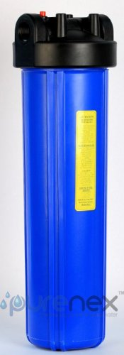 Purenex WH-20BB 20-Inch Whole House Carbon Block Water Filter