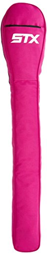 STX Lacrosse Women's Essential Stick Bag, Purple/White