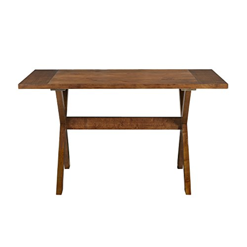 Dorel Living Multi Functional Dining Table, Dark Pine by Dorel Living