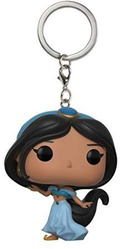 Funko Pop Keychain: Aladdin - Jasmine Collectible Keychain
