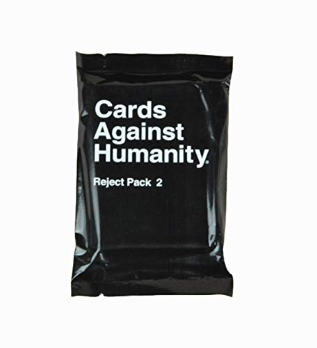 Cards Against Humanity Expansion Pack (Reject Pack -