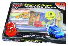 Disney: Cars: Die Rennstars Activity Box