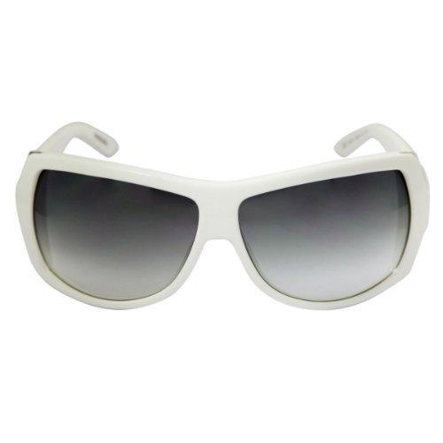 DIESEL DS0121 VK6 Women's Sunglasses - - Diesel Sunglasses White