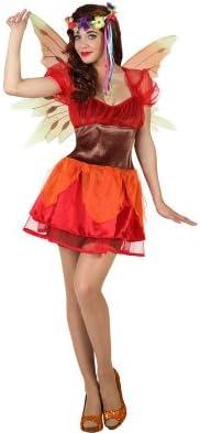 Atosa - Disfraz de hada para mujer, talla M/L (23039): Amazon.es ...