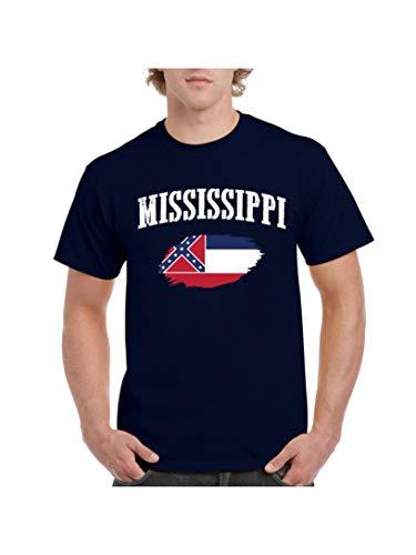Mississippi Proud Home Jackson Traveler`s Gift Men's Short
