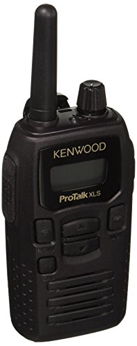 Kenwood TK-3230 ProTalk Portable UHF Business On-Site Two-Way Radio- Black