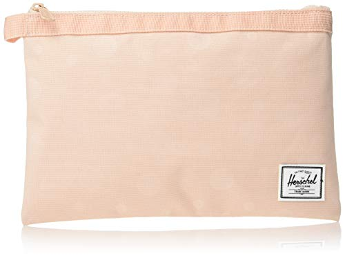 Herschel Supply Co. Men's Network Large, polka cameo rose, One Size