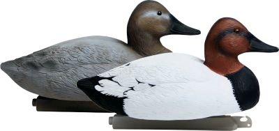 - Higdon Decoys Battleship Canvasback Duck Decoy Foam-Filled