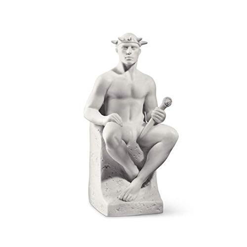 Royal Royal Royal Copenhagen Sternzeichen Mann, ausdrucksstarke Porzellanskulptur + GRATIS Mini Maxi Shopper (Widder) B07JNNVBSN Figuren 3144ce