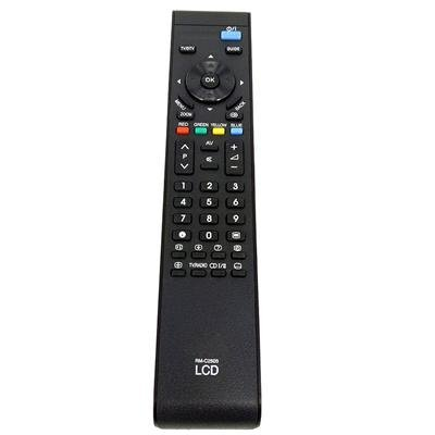 New Replacement Remote Control Fit for JVC RM-C2503 HD-52G566 LT-42E478 LT-42E488 LT-47DG1 LT-42DG1 LT-32DZ1 LT-19DB9BD/B LCD TV